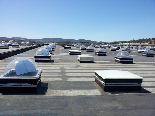 Illuminazione naturale a risparmio energetico e zero emissioni con Baggi-LUX