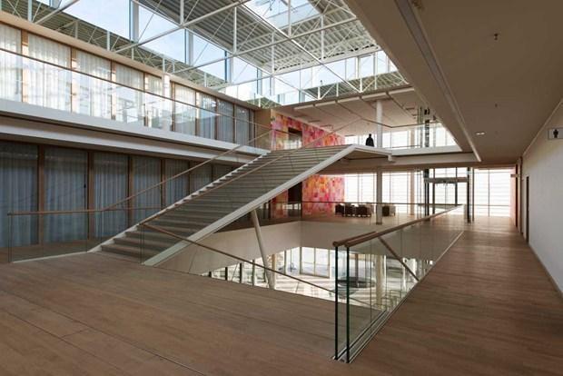 AGC Glass Europe inaugura la sua nuova sede