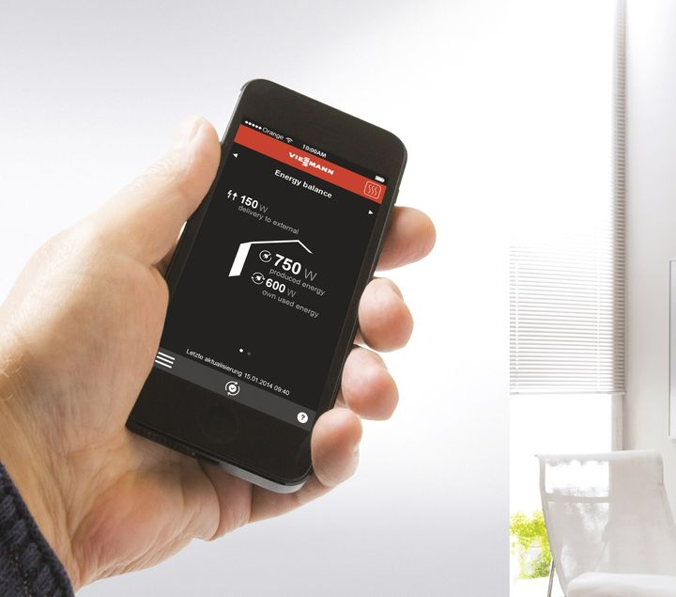 App Vitotrol di Viessmann: per gestire la propria caldaia tramite smartphone e tablet