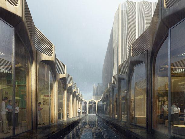 Zaha Hadid: svelato il progetto per ricordare il genocidio Khmer