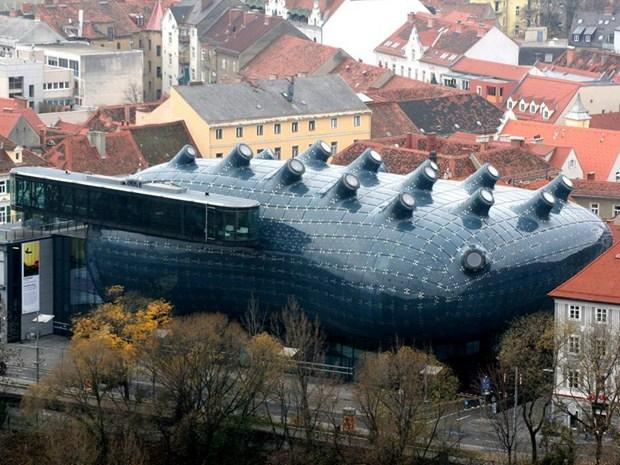 'AUSTRIA|architettura e design' in mostra a Bologna dal 27 ottobre