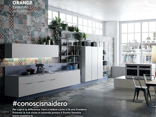 #conoscisnaidero, l'iniziativa per conoscere da vicino le cucine Snaidero