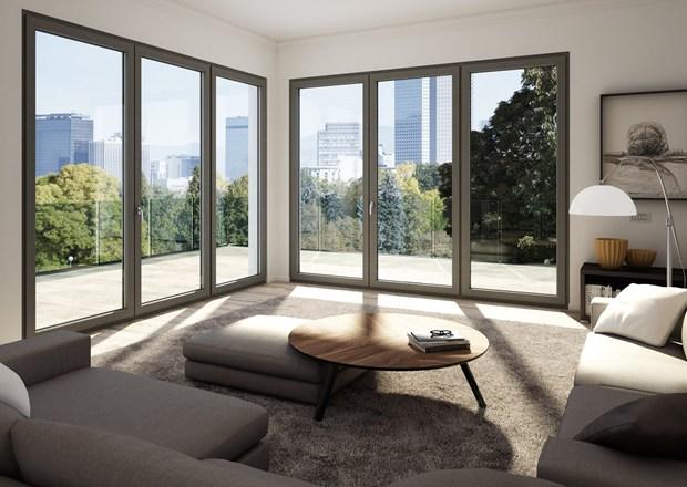 Affrontare il freddo con la finestra Winergetic Premium Passive di Oknoplast