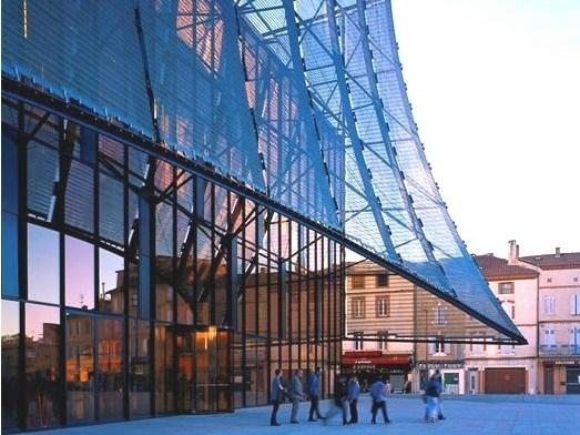 Albi Grand Theatre: Dominique Perrault trasforma la città