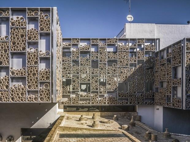 A Siviglia il Centro Ceramica Triana di AF6 Arquitectos