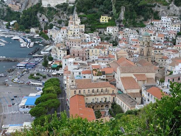 Ad Amalfi il concorso per riqualificare Piazza Municipio