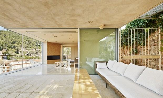 Casa Andamio, Menzione speciale categoria Architettura
