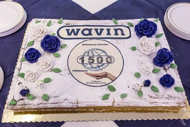 Wavin Solutions Center: raggiunto il target dei 1500 visitatori annui con un mese d'anticipo