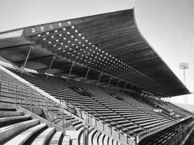 Urban Center Bologna: 'Pier Luigi Nervi. Gli stadi per il calcio'