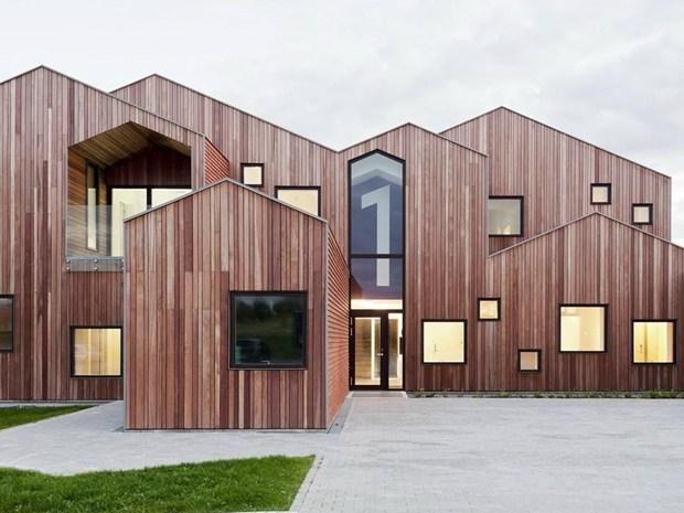 Un progetto pionieristico firmato CEBRA Architecture in Danimarca