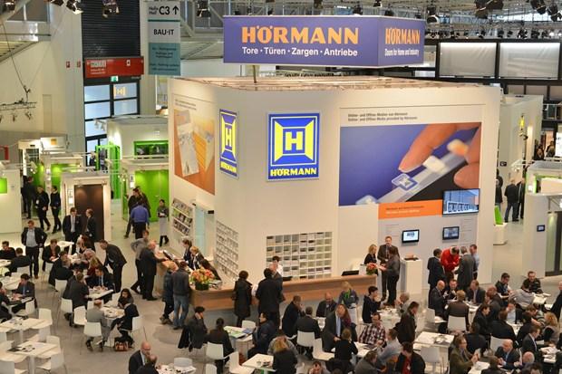 BAU 2015 - Sempre più spazio per le innovazioni Hörmann