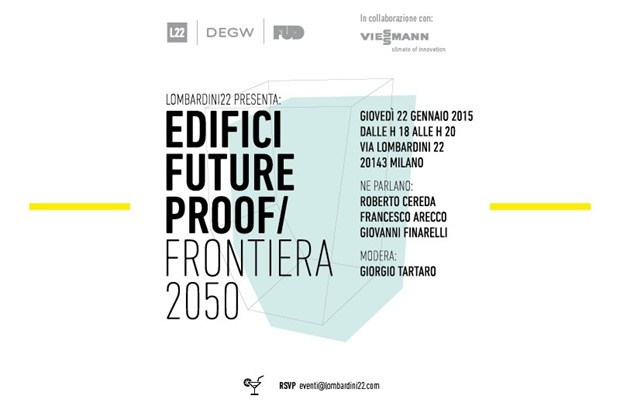 Viessmann all'incontro 'Edifici Future Proof: frontiera 2050'