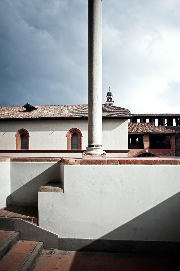 Giuseppe Biancofiore - Castello Sforzesco, Milano 2014
