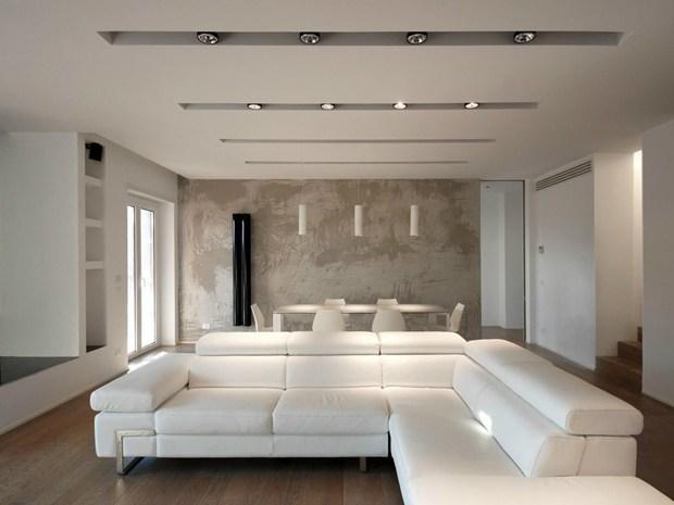 Bicuadro Architects firma un nuovo attico a Roma