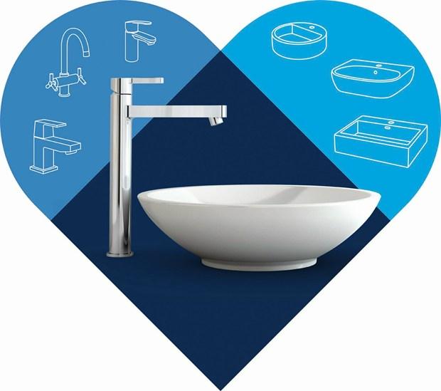 appGROHE BestMatch™: il configuratore online che identifica le combinazioni perfette per miscelatore e lavabo