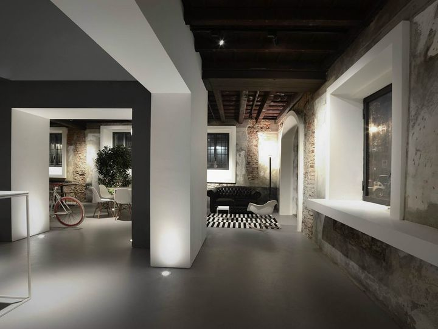 A Monza il Buns restaurant by AIM studio