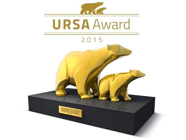 URSA Award: Best project for a better tomorrow