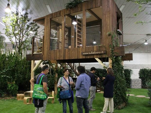 Al via il Flormart Garden Show 2015