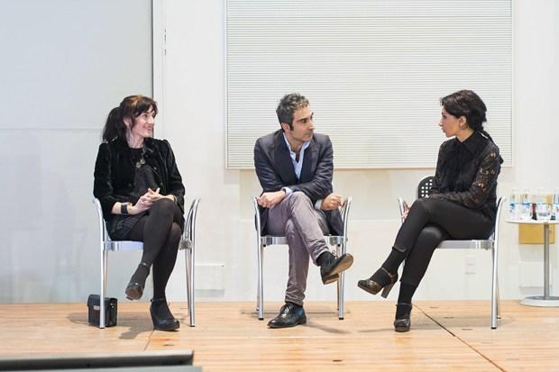 28 gennaio 2015, La Triennale di Milano: l'evento dedicato ai vincitori italiani degli Holcim Awards