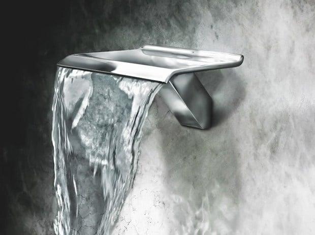 'Water in love': soffioni e miscelatori esperienze di relax multisensoriale