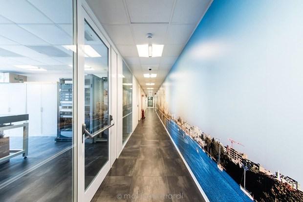 Armstrong Building Products: un controsoffitto metallico Hi-Tech per la nuova sede tecnologica di Cisco Photonics a Vimercate