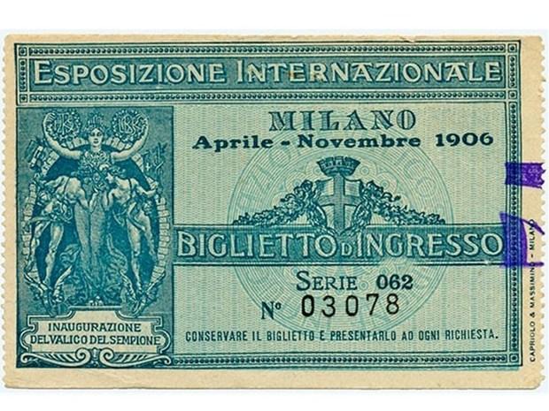 11 marzo: incontro sulla Storia delle Esposizioni Universali