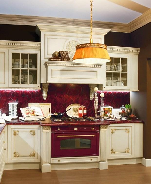 Turati Boiseries: l'artigianato di classe incontra la funzionalità in cucina