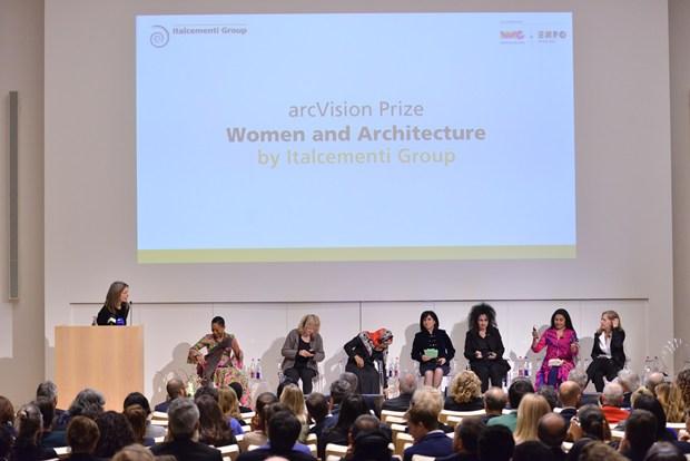 arcVision Prize 2015 all'architetto svizzero Angela Deuber