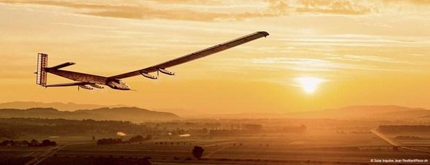 ABB e Solar Impulse iniziano lo storico volo intorno al mondo