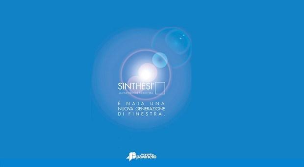 Arriva Sinthesi®, la finestra rivoluzionaria firmata Pavanello Serramenti