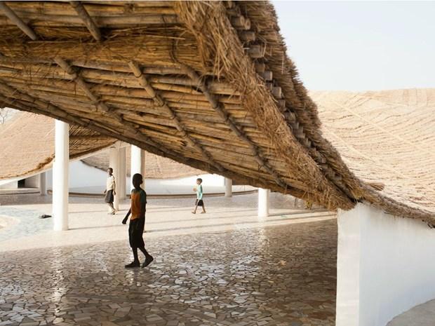 Aperto il nuovo centro culturale firmato pro-bono da Toshiko Mori