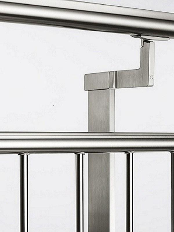 tamponatura con barre verticali