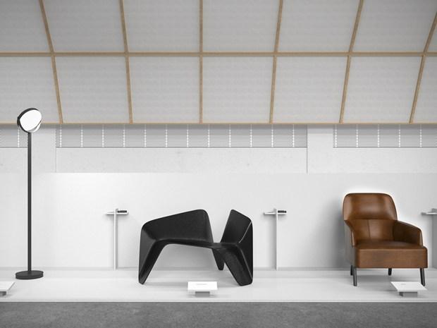 """Austrian Design Pioneers allo spazio """"La Pelota"""""""