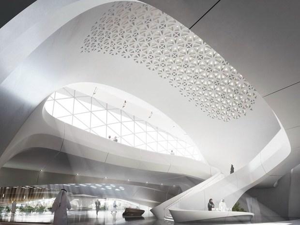 Bee'ah HQ: l'opera di Zaha Hadid negli Emirati Arabi Uniti