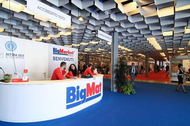 BigMarket punto di incontro dell'edilizia firmato BigMat
