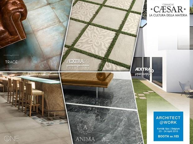 Architettura, innovazione e gres porcellanato ad Architect@Work
