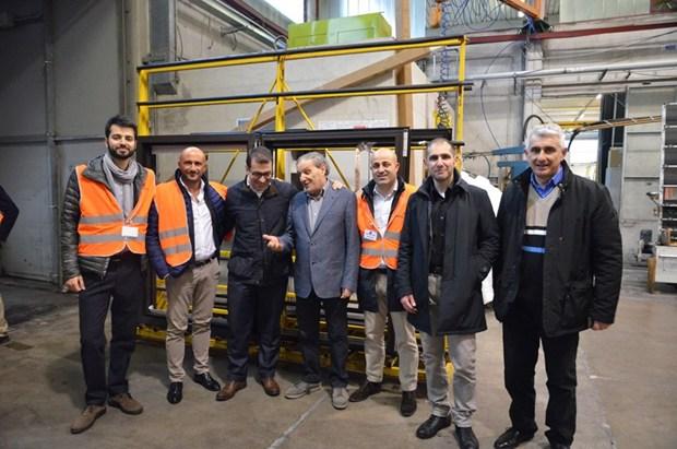 AGC Flat Glass Italia e Novavetro insieme per diffondere la cultura del vetro