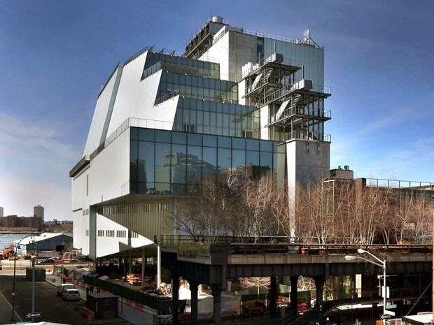 Apre al pubblico il Whitney Museum of American Art