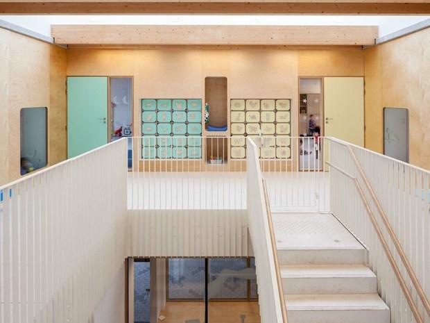 """Belgio: il Child Day Care Center """"Pluchke"""""""