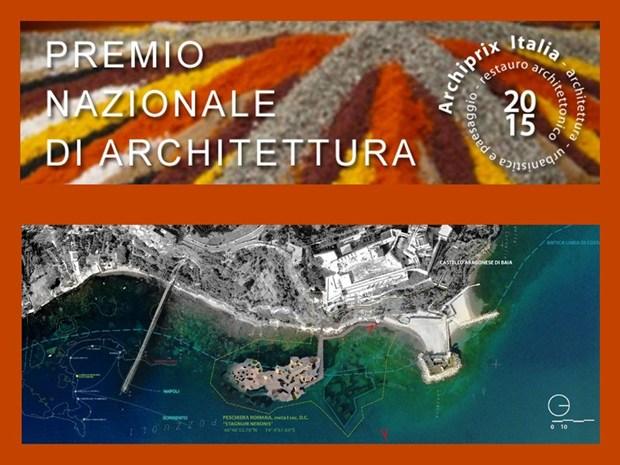 Al via la quarta edizione di Archiprix Italia