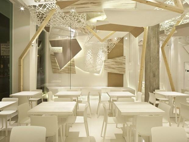 """A Roma il ristorante ebraico """"Tayim"""" di Andrea Lupacchini"""