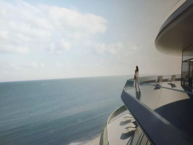 Bertolotto Porte a Miami per il Saxony Palace