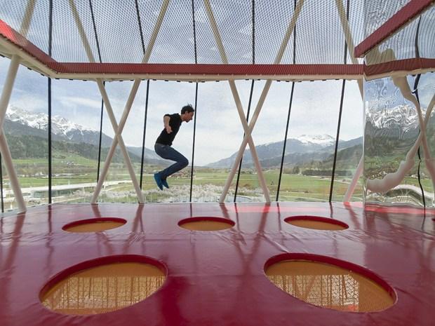 Austria: aperto a Wattens il Mondo di Cristallo Swarovski