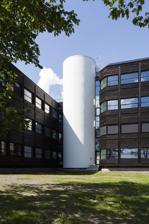 WICONA per Powerhouse Kjørbo in Norvegia