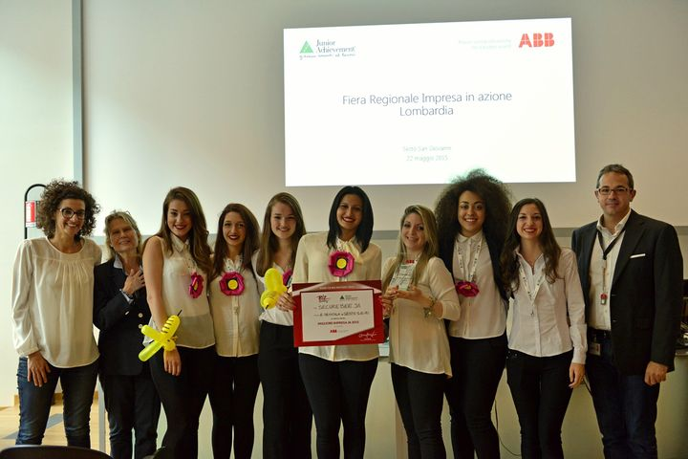 Studenti vincitori (IIS De Nicola Sesto San Giovanni)