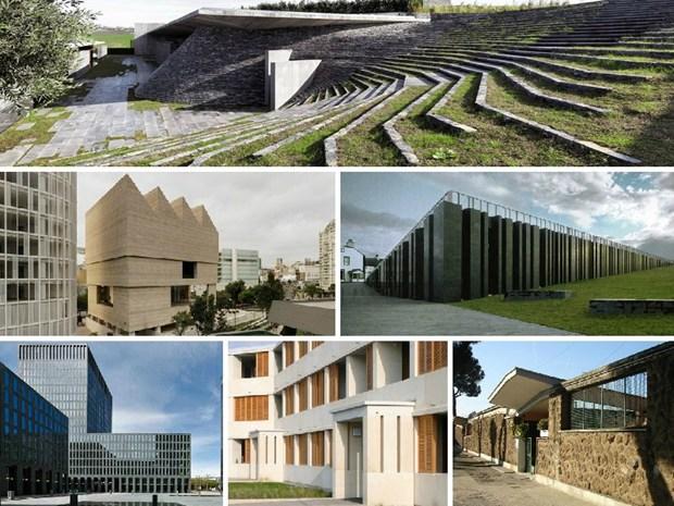 XIV Premio Internazionale Architetture di Pietra: i vincitori