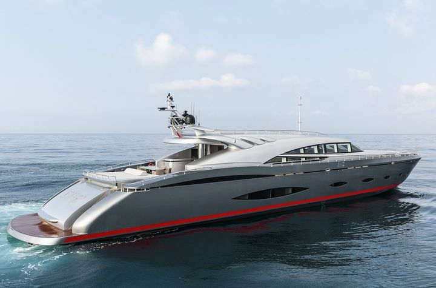 AB Yachts sceglie Nobili Rubinetterie