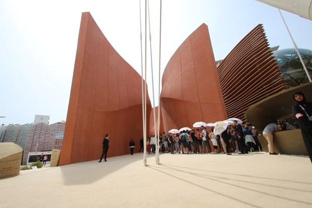 """A Expo 2015 Litokol per il padiglione """"Food for Thought"""" degli Emirati Arabi"""