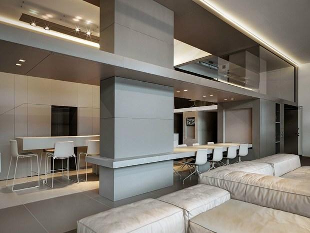 """Villa T by Arkham Project: """"per unire, proviamo a dividere"""""""