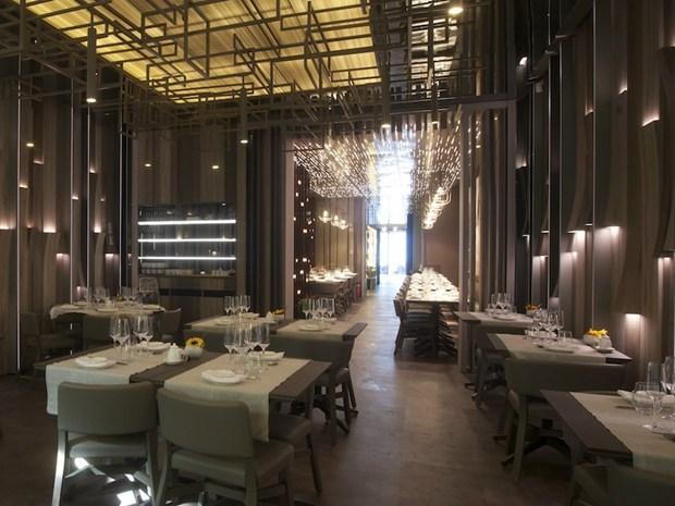 A Milano il Taiyo Sushi Lounge di Maurizio Lai
